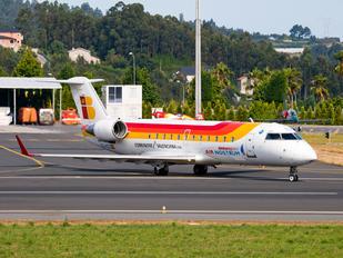 EC-HTZ - Air Nostrum - Iberia Regional Canadair CL-600 CRJ-200