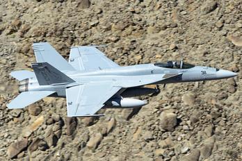 168876 - USA - Navy Boeing F/A-18E Super Hornet