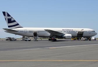 SX-BPN - SkyGreece Airlines Boeing 767-300ER