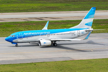 LV-CSC - Aerolineas Argentinas Boeing 737-700
