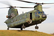 D-102 - Netherlands - Air Force Boeing CH-47D Chinook aircraft