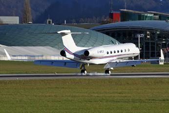 G-MRLX - Gama Aviation Gulfstream Aerospace G-V, G-V-SP, G500, G550