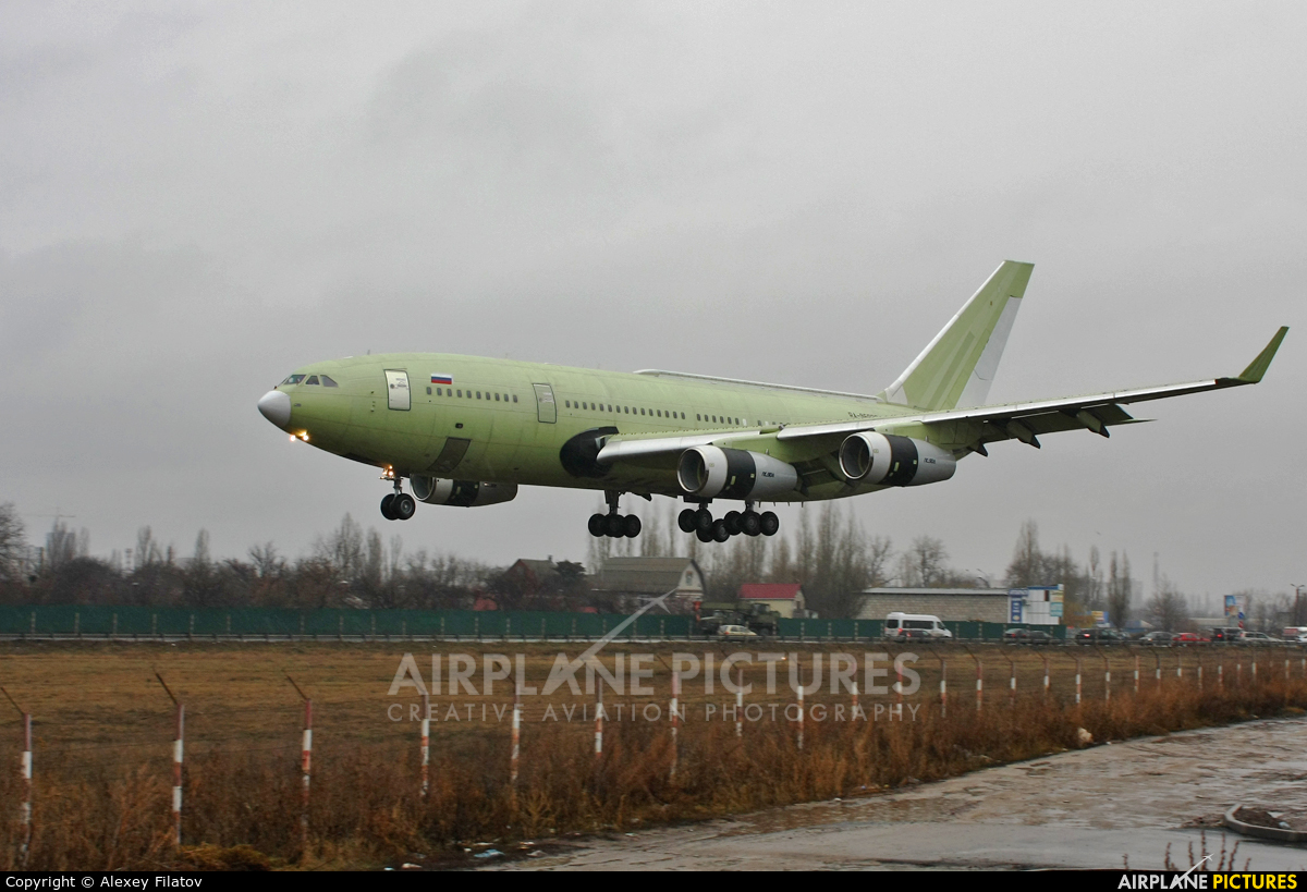 Russia - Government RA-96022 aircraft at Voronezh / Pridacha