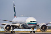 B-KPD - Cathay Pacific Boeing 777-300ER aircraft