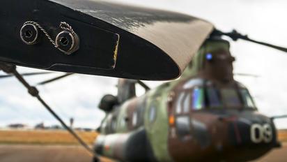 HT.17-09 - Spain - FAMET Boeing CH-47D Chinook