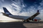 LN-RKN - SAS - Scandinavian Airlines Airbus A330-300 aircraft