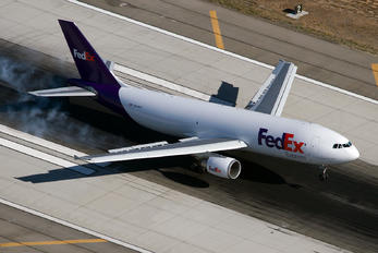 N654FE - FedEx Federal Express Airbus A300F4-605R
