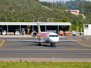 EC-IBM - Air Nostrum - Iberia Regional Canadair CL-600 CRJ-200