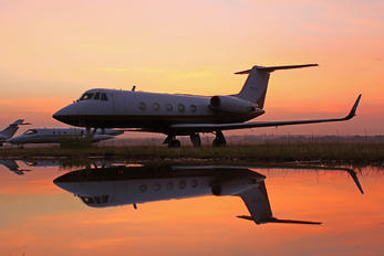 ZS-PYY - Private Gulfstream Aerospace G-II