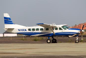 N110EM - Private Cessna 208 Caravan