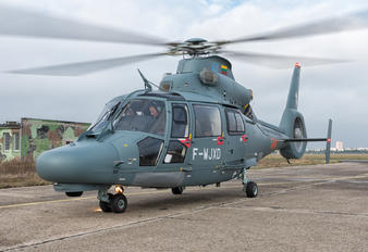 F-WJXD - Lithuania - Air Force Airbus Helicopters AS365 N3+
