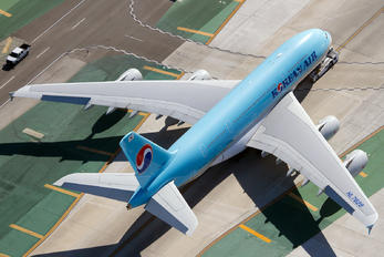HL7628 - Korean Air Airbus A380