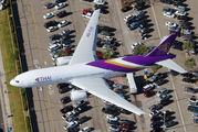 HS-TJS - Thai Airways Boeing 777-200ER aircraft