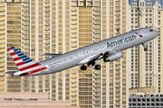 N510UW - American Airlines Airbus A321 aircraft
