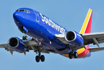 N709SW - Southwest Airlines Boeing 737-700