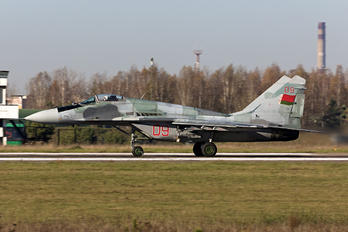 09 - Belarus - Air Force Mikoyan-Gurevich MiG-29