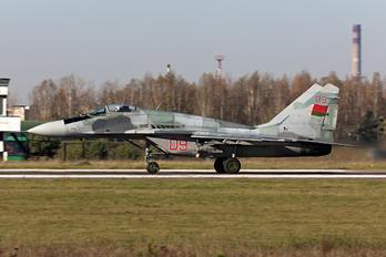 09 - Belarus - Air Force Mikoyan-Gurevich MiG-29