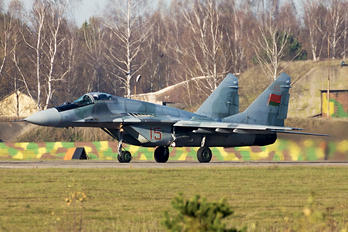 15 - Belarus - Air Force Mikoyan-Gurevich MiG-29