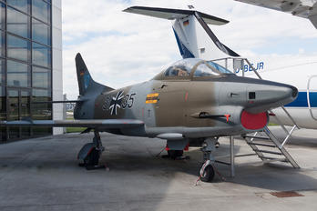 31+35 - Germany - Air Force Fiat G91