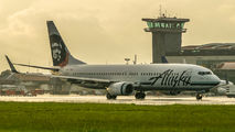 N565AS - Alaska Airlines Boeing 737-800 aircraft