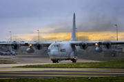 JW-5313 - USA - Navy Lockheed C-130T Hercules aircraft