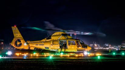 OO-NHM - NHV - Noordzee Helikopters Vlaanderen Eurocopter AS365 Dauphin 2