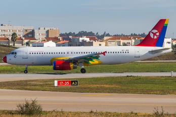 OY-JRZ - Danish Air Transport Airbus A320