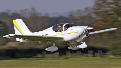 G-CCJX - Private Europa Aircraft XS