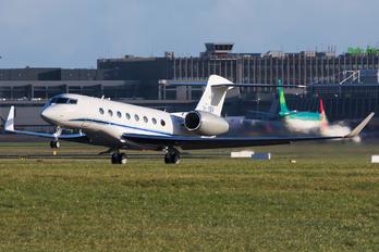 M-YSIX - Private Gulfstream Aerospace G650, G650ER