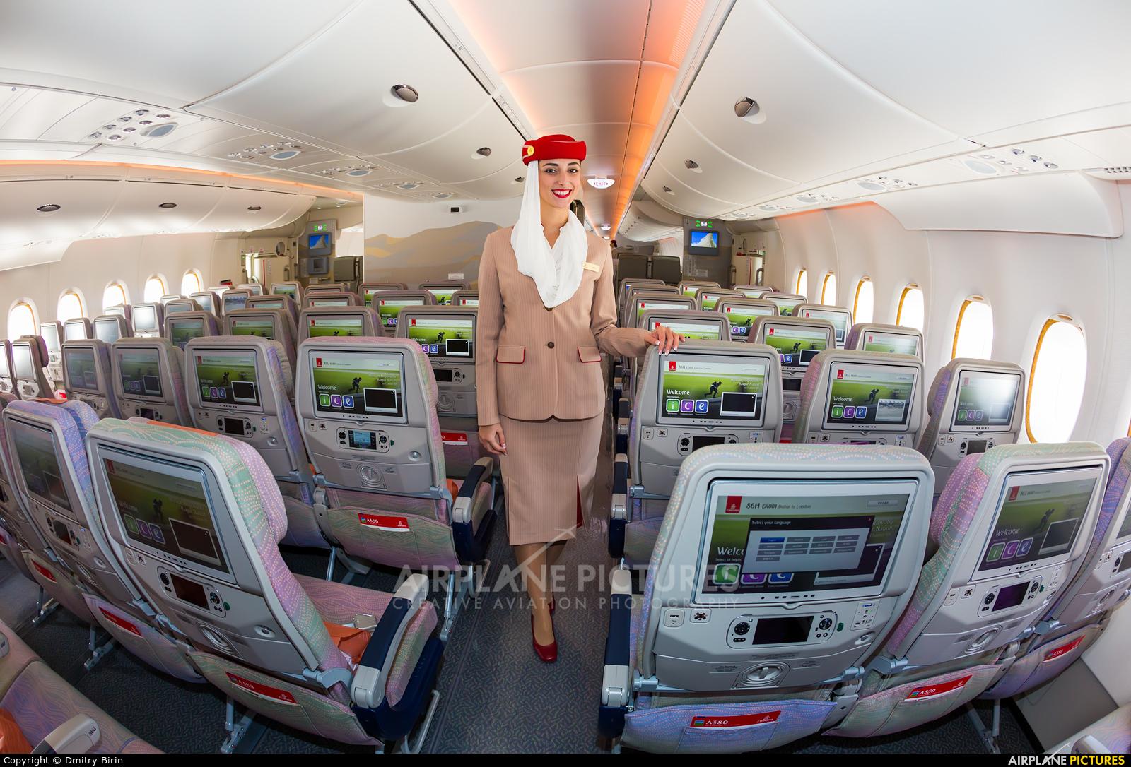 Emirates Airlines A6-EOP aircraft at Jebel Ali Al Maktoum Intl