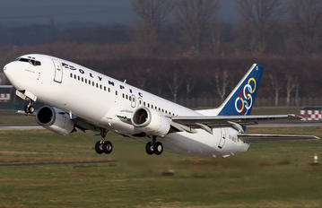 SX-BKD - Olympic Airlines Boeing 737-400