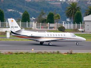 EC-KKK - Private Cessna 560 Citation Encore
