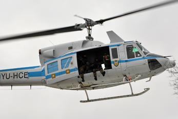 YU-HCE - Serbia - Police Agusta / Agusta-Bell AB 212AM