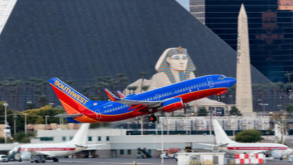 N470WN - Southwest Airlines Boeing 737-700