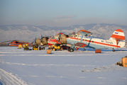 RA-40425 - Tuva Airlines Antonov An-2 aircraft