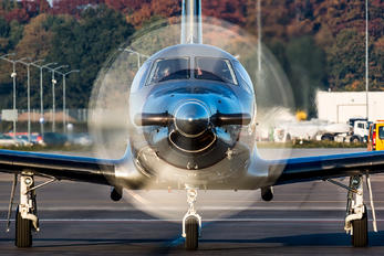 HB-FOW - Private Pilatus PC-12