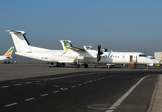 ET-ANY - Ethiopian Airlines de Havilland Canada DHC-8-400Q / Bombardier Q400