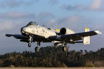 82-0654 - USA - Air Force Fairchild A-10 Thunderbolt II (all models)