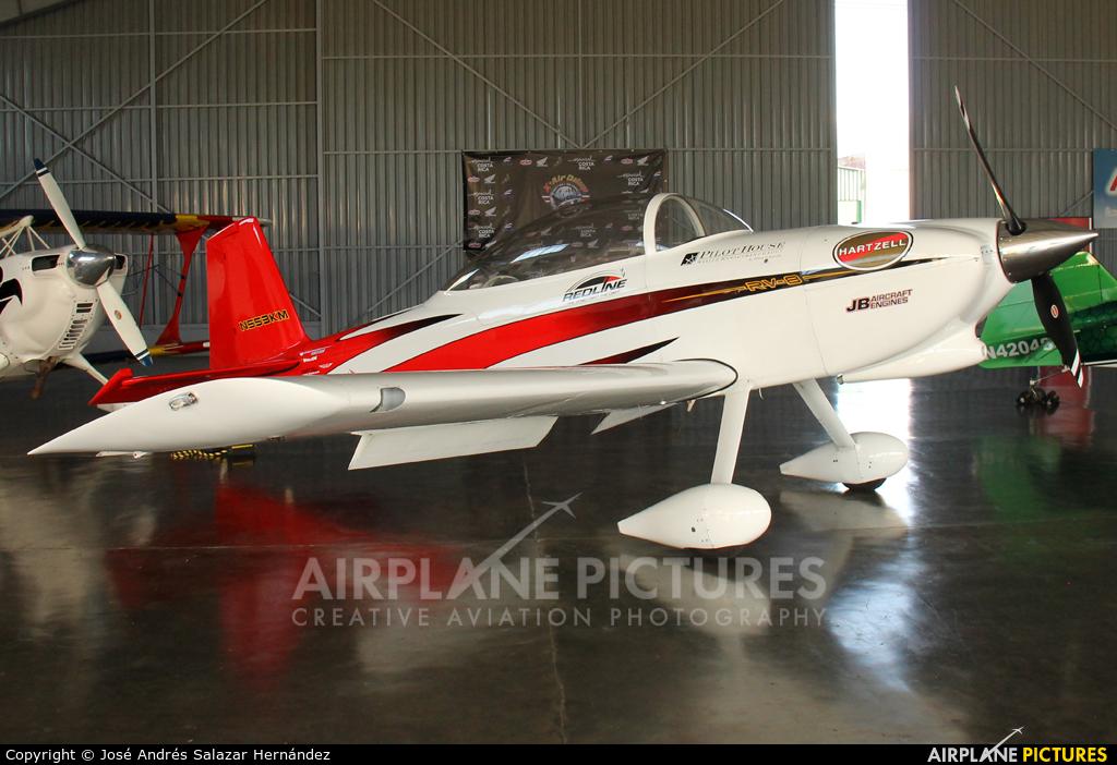 Private N553KM aircraft at San Jose - Tobías Bolaños Intl
