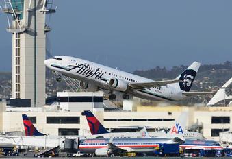 N779AS - Alaska Airlines Boeing 737-4Q8