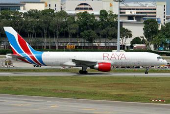 9M-RYA - Raya Airways Boeing 757-200F