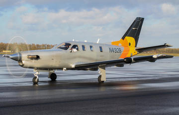 N492B - Private Socata TBM 850
