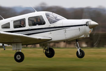 G-EKKL - Private Piper PA-28 Warrior