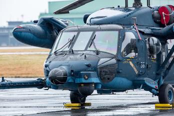 583 - Japan - Air Self Defence Force Mitsubishi UH-60J