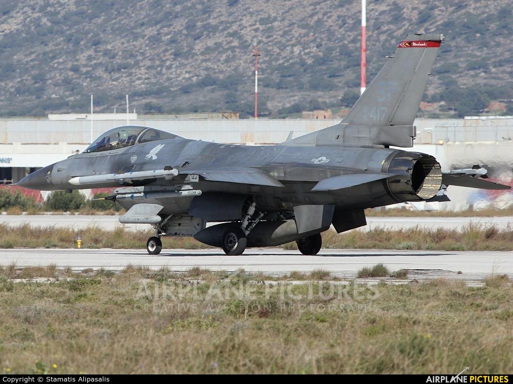 USA - Air Force 91-0417 aircraft at Chania