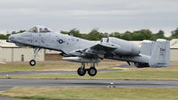 #3 USA - Air Force Fairchild A-10 Thunderbolt II (all models) 78-0651 taken by flyer1