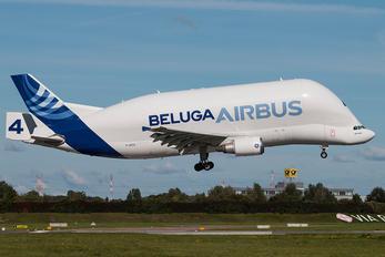 F-GSTD - Airbus Industrie Airbus A300 Beluga