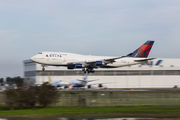 N669US - Delta Air Lines Boeing 747-400 aircraft