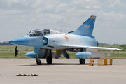 Special livery for Mirage's end in Argentina Air Force title=