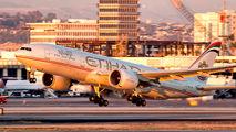 A6-LRA - Etihad Airways Boeing 777-200LR aircraft